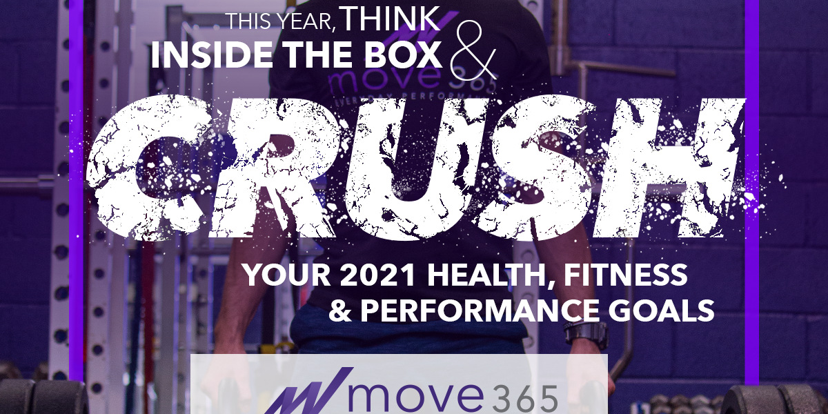 Think INSIDE the Box this Spring Youth Fitness & Athlete Development Small Group Programs