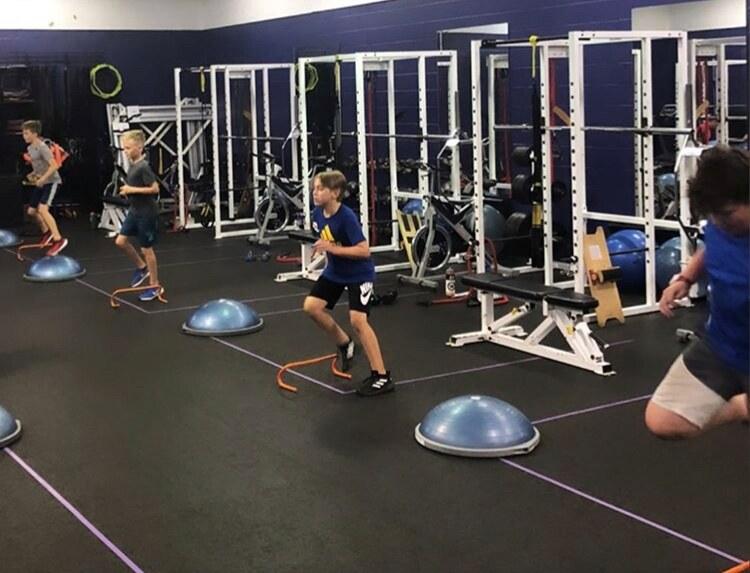 Stage 3 Back Inside!: Youth Fitness & Athlete Development Programs